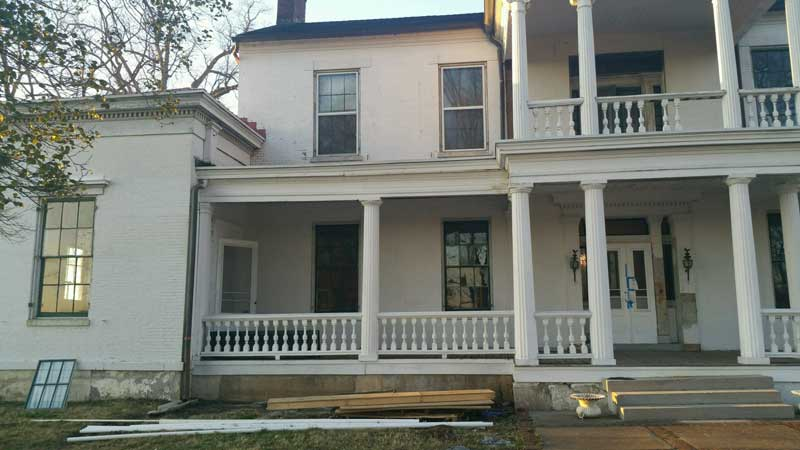 Mansion Restoration 1