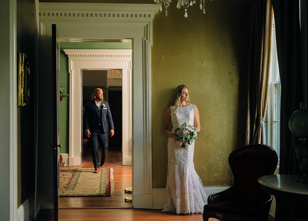 Our historic mansion is one of the best places to get married in Nashville